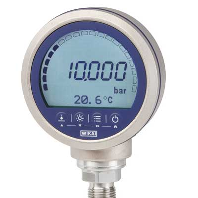 PRÄZISIONS-DIGITALMANOMETER TYP CPG1500
